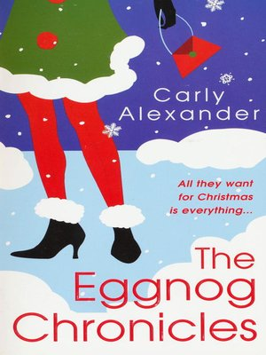 cover image of The Eggnog Chronicles